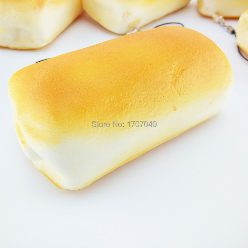 8.5CM Squishy Bread Scented Collectibles Soft Buns Play Home Gift For kids Food Toy