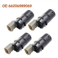 4 PCS 66206989069 For BMW E39 E46 E53 E60 E61 E63 E64 E65 E66 E83 X3 X5 Parktronic PDC Parking Sensor 206 989 069 / 66216911838 4 pcs lot reverse backup assist pdc parking sensor for bmw e39 e46 e53 e60 e61 e63 e64 e65 e66 e83 66206989069 66200309540 car
