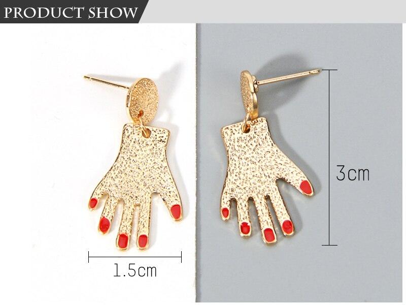 Hand Earrings (1)