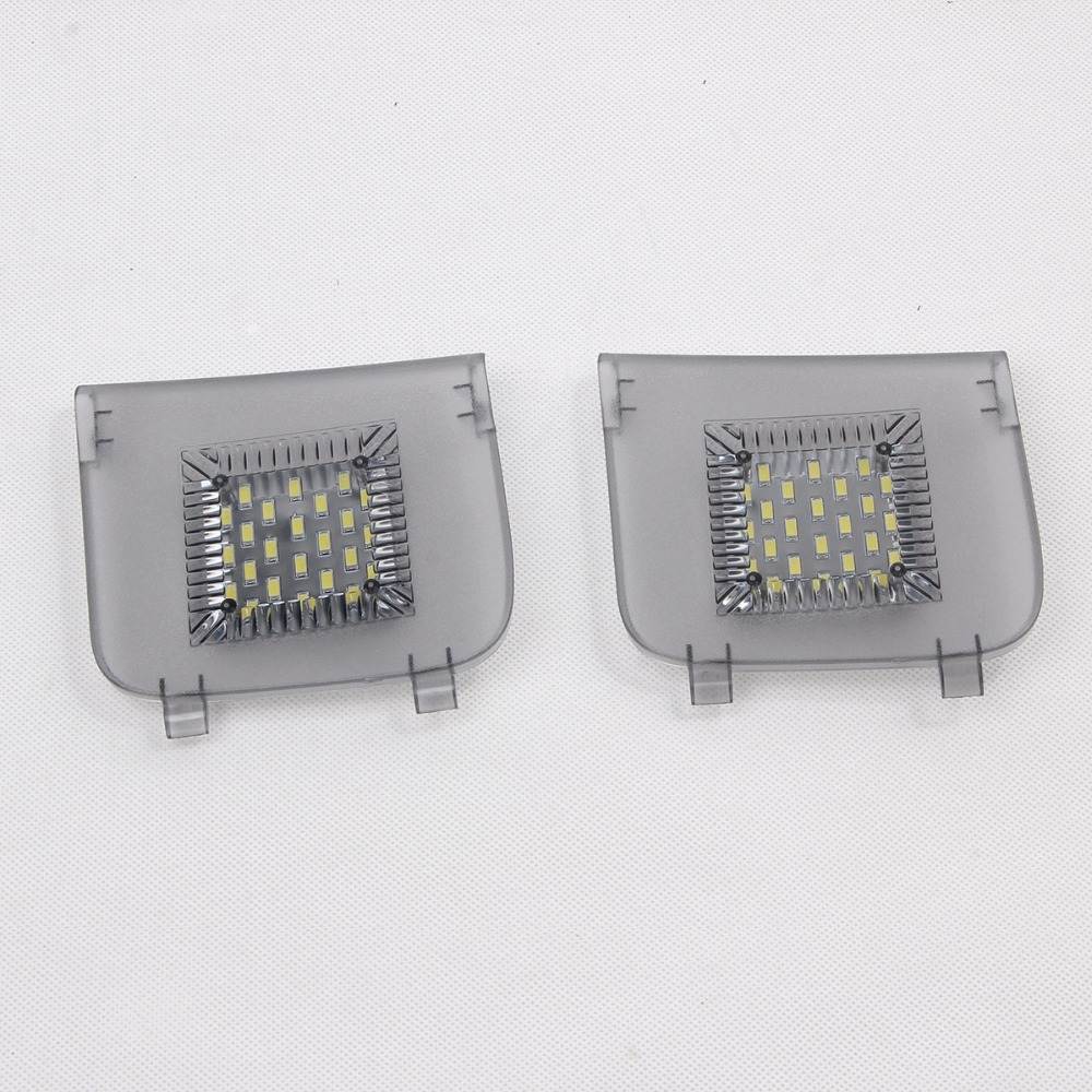 LED Trunk Lamp Car Trunk Light Auto Boot Lights Custom For Toyota WISH 2010-2015 auto car trunk automatically opens kicking action control open close car trunk boot sensing auto smart opening sensor system