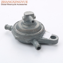 Scooter Fuel Valve Scooter Fuel Pump for Chinese Scooter GY6 125cc 150cc QMB139 50cc