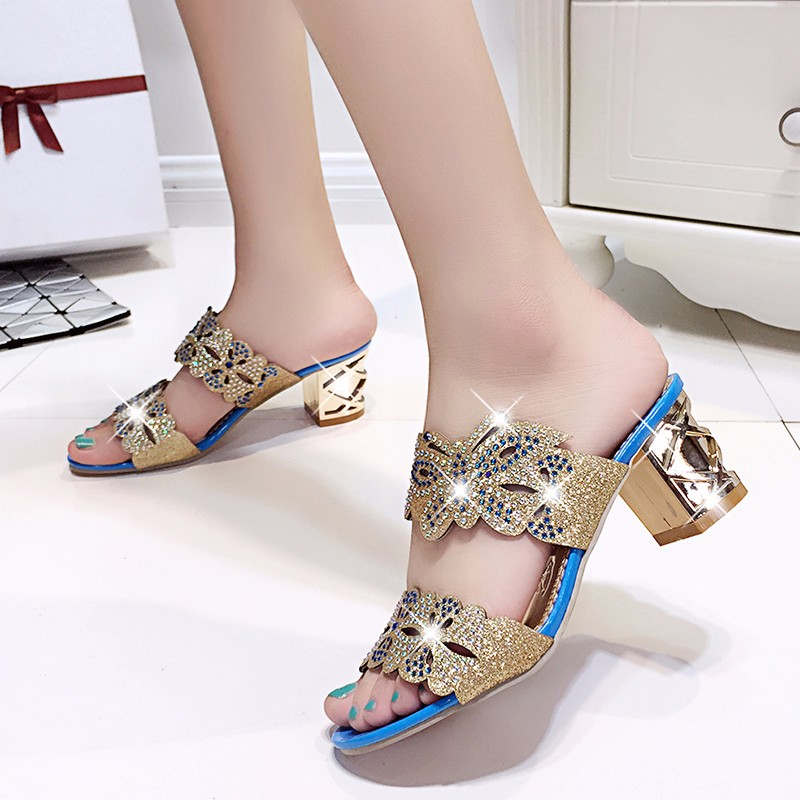 new fashion rhinestone cut-outs women square heel party sandals with butterfly - free shipping! New Fashion Rhinestone cut-outs Women Square Heel Party Sandals with Butterfly – Free Shipping! HTB1GSCvLpXXXXapXpXXq6xXFXXXJ