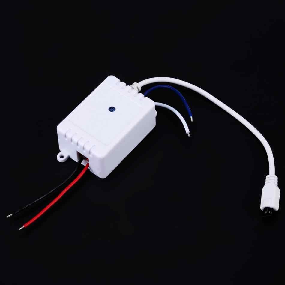 12 v 적외선 제어 스위치 모듈 ir 무선 수신기 on/off 릴레이 스위치