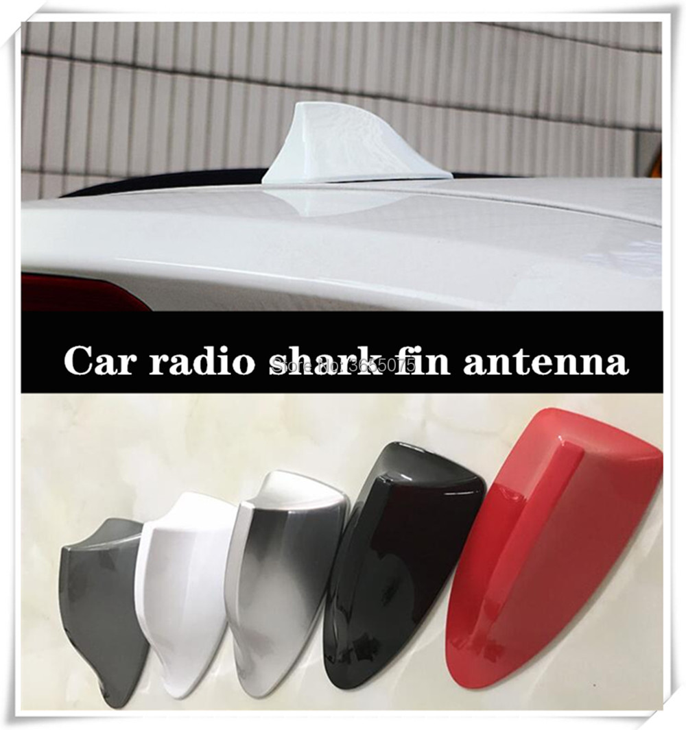 New style Car styling Car shark fin For <font><b>BMW</b></font> E30 E36 E38 E39 E46 E53 E60 E90 F10 F20 F30 X1 X3 X5 <font><b>GT</b></font> <font><b>3</b></font> 5 7 <font><b>series</b></font> Car Accessories image