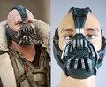 Batman The Dark Knight sube el rimel Bane Cosplay máscara de látex de Halloween envío gratis
