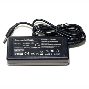 Free Shipping 10pcs For Toshiba 19V 3.42A 65W AC Adapter Power Charger Laptop 5.5*2.5mm A130 A110 A200 A205 A215 SADP-65KB