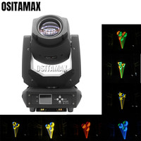 LED Beam Spot 200W Moving Head Light 2IN1 Sound Gobo Projector 3 Prism 200 watt for Concert Bar KTV Disco Stage Party