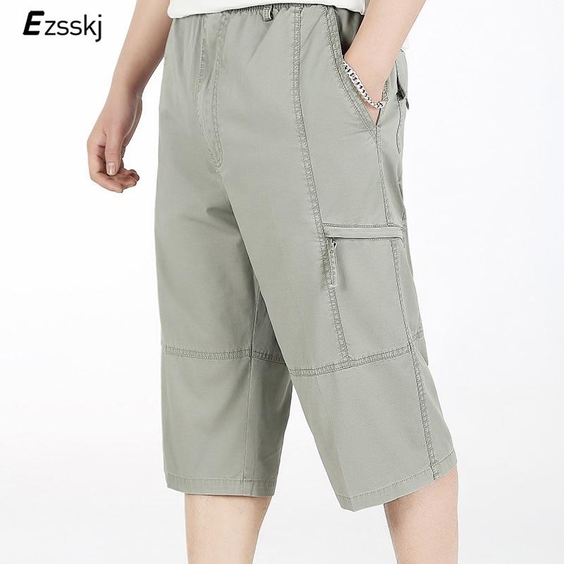 Gepäck & Taschen 2019 Sommer Große Größe Frauen Shorts Lose Baumwolle Einfarbig Casual Shorts Weiblichen Plus Größe 6xl Kurze Hosen
