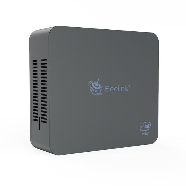 Beelink Mini PC U55 Core I3 5005U, 8GB, 256GB, WiFi de doble banda, 1000mbps, Bluetooth 1000, compatible con Win10, 64 bits, mini pc de bolsillo