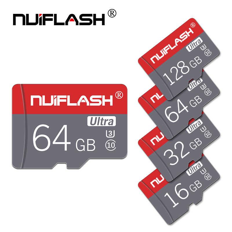 Nuiflash jusqu'à 80 mo/s 512 go carte micro sd 16 go 32 go 64 go 128 go 256 go carte mémoire Flash SDXC/SDHC micro sd
