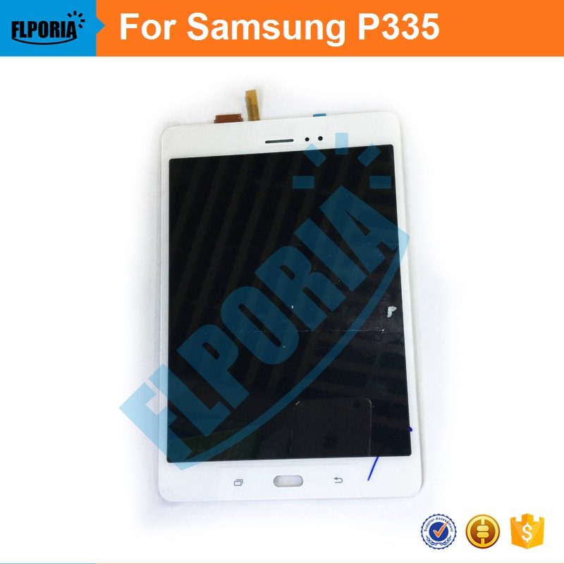 For Samsung Galaxy P355 LCD Display With Touch screen Digitizer Assembly Panel LCD Combo Replacement 100% New new tested lcd for samsung galaxy e5 e5000 e500 screen display with touch digitizer tools assembly 1 piece free shipping