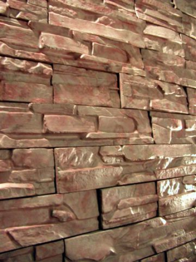 Plastic Molds For Concrete Wall Stone Slate Garden Decoration Wall Decoration