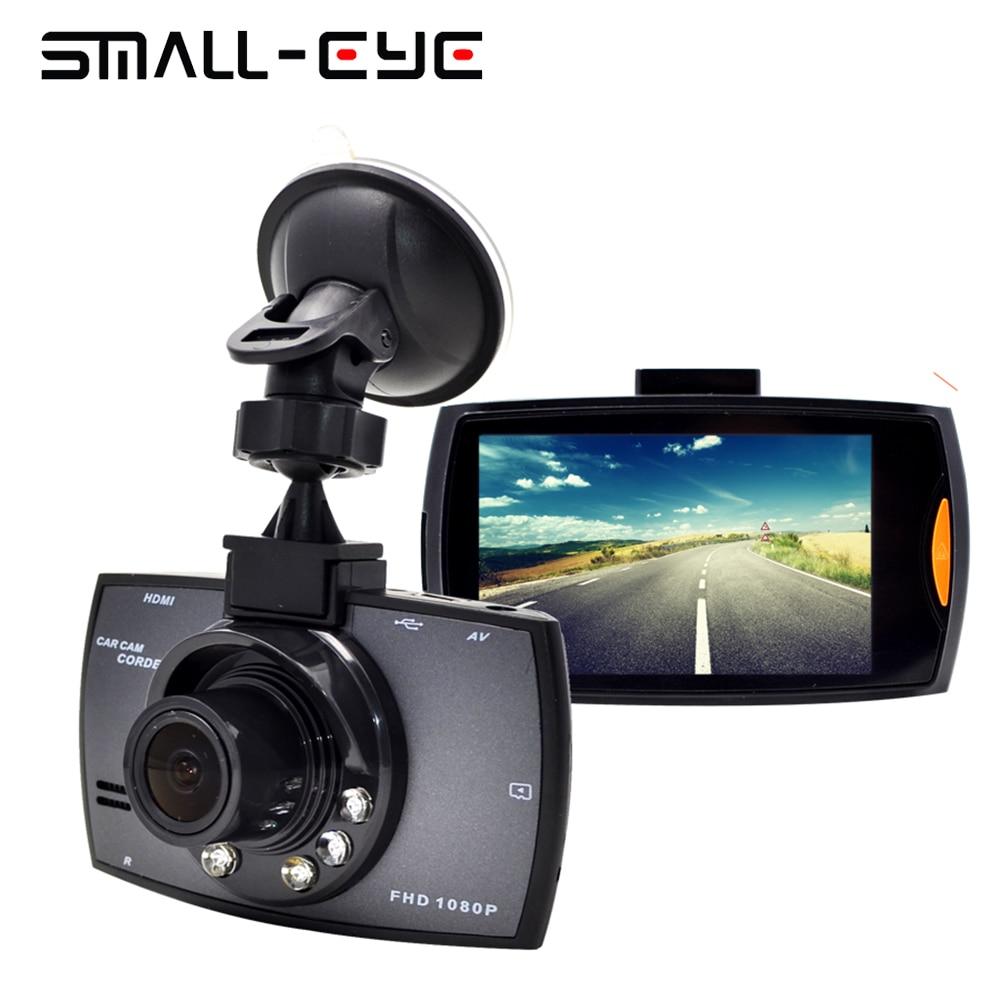 SMALL-EYE Novatek Car Camera Vehicle DVR Dash Cam Full HD 720P LCD Camcorder Vehicle Safeguard Cam Night Vision Recorder 8082