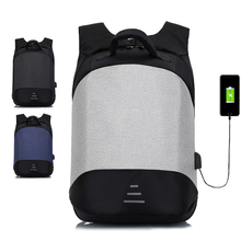Anti theft Backpack Mens Women Male Female Back Pack 15.6 Inch Laptop Backpacks