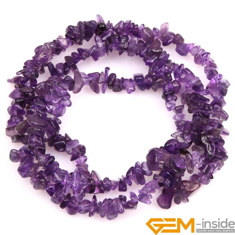 Chips Bentuk Batu Alam (Bahan Perido t Fluorite Malanchite garnet - Perhiasan fashion - Foto 2