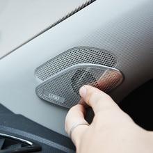 Внутренняя модификация столб громкоговоритель крышка известность для Volkswagen Polo 2011 12 13 14 15 16 AA347