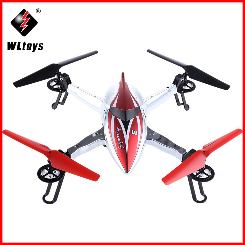 WLtoys Q212 RC Helicopter 2.4G 4CH 6-Axis Gyro RTF Drone Headless Mode 3D Rolling Function RC Quadcopter Auto Return Drones Toy jjrc h25 rc quadcopter 2 4ghz 4ch 6 axis gyro system one key auto return headless mode 3d rolling 360 eversion function drone