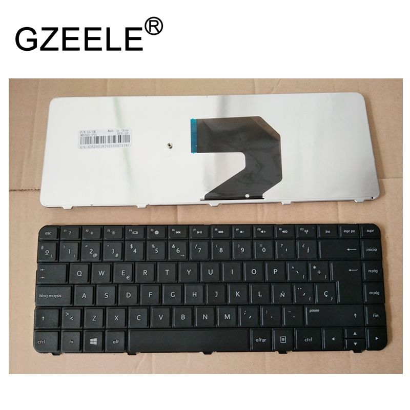 Laptop Keyboard Pavilion Spanish G4-1000 CQ57 CQ43 New for HP G4-1000/G6/G6-1000/.. SP/LA