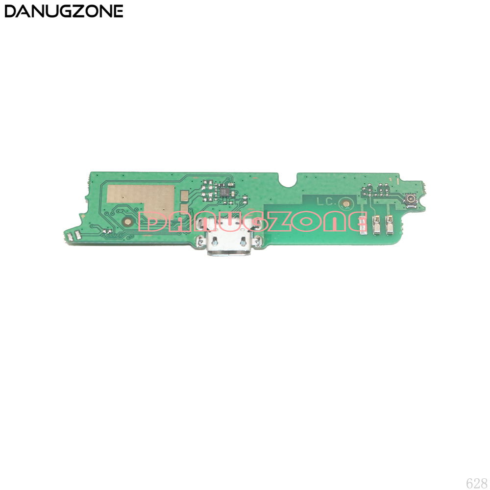 USB Charging Dock Port Socket Jack Plug Connector Charge Board Flex Cable For Lenovo A859