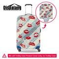 Dispalang новый чемодан защитных чехлов распространяется на 18-30 дюймов чехол stretch упругие пыле водонепроницаемый дождь крышка багажного отделения розничная