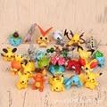 24PCS/LOT POKEMAN GO Pocket Monster Toy Figures  Pikachu treasure dream Pocket Monster PokemonAction & Toy Figures  Pikachu doll