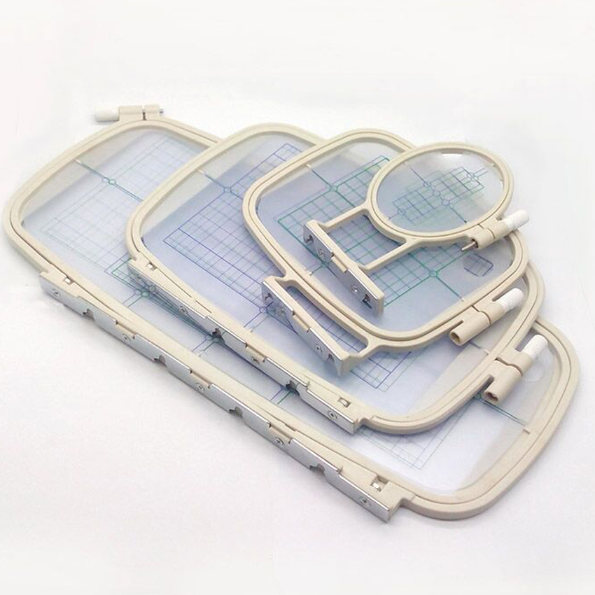 √embroidery machine hoop set sewing ᗚ frame