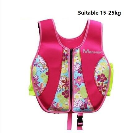 Дети спасательный жилет, профессиональная Спасательная куртка для детей, для серфинга, для плавания, для мальчиков и девочек, жилет для плавания - Цвет: Pink 2