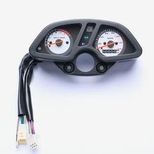 Mortorbike Спидометр шестерни измерительные приборы мотоциклетные запчасти коробка инструмент шестерни индикатор для Qm200gy II QM200GY III GXT200