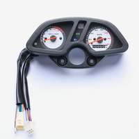 Mortorbike Speedometer Gear Gauges Motorcycle Parts Box Instrument Gear Indicator For Qm200gy II QM200GY III GXT200