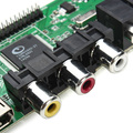 Новое Поступление V56 Универсальный ЖК-ТЕЛЕВИЗОР Доска Драйвер Контроллера PC/VGA/HDMI/USB Интерфейс V56 Плате Контроллера модуль