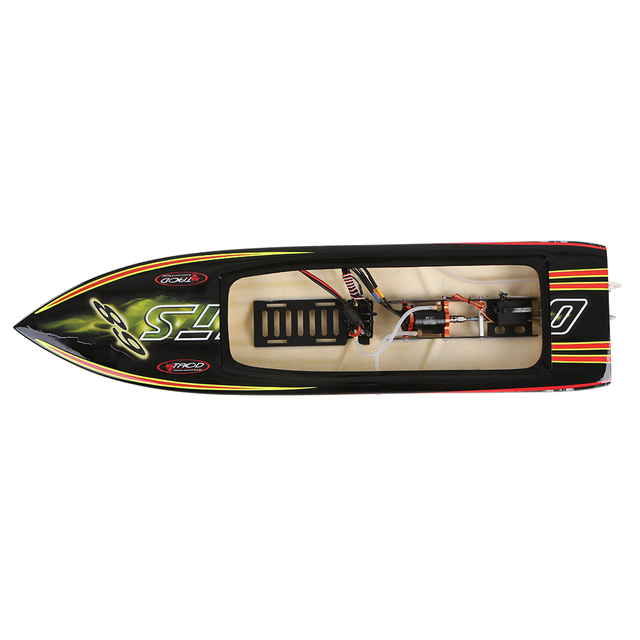 Clearance TFL Hobby 1126A Patron Saint 2.4G Racing Brushless Electric Water Cooling Speedboat Fibre Glass RC Boat