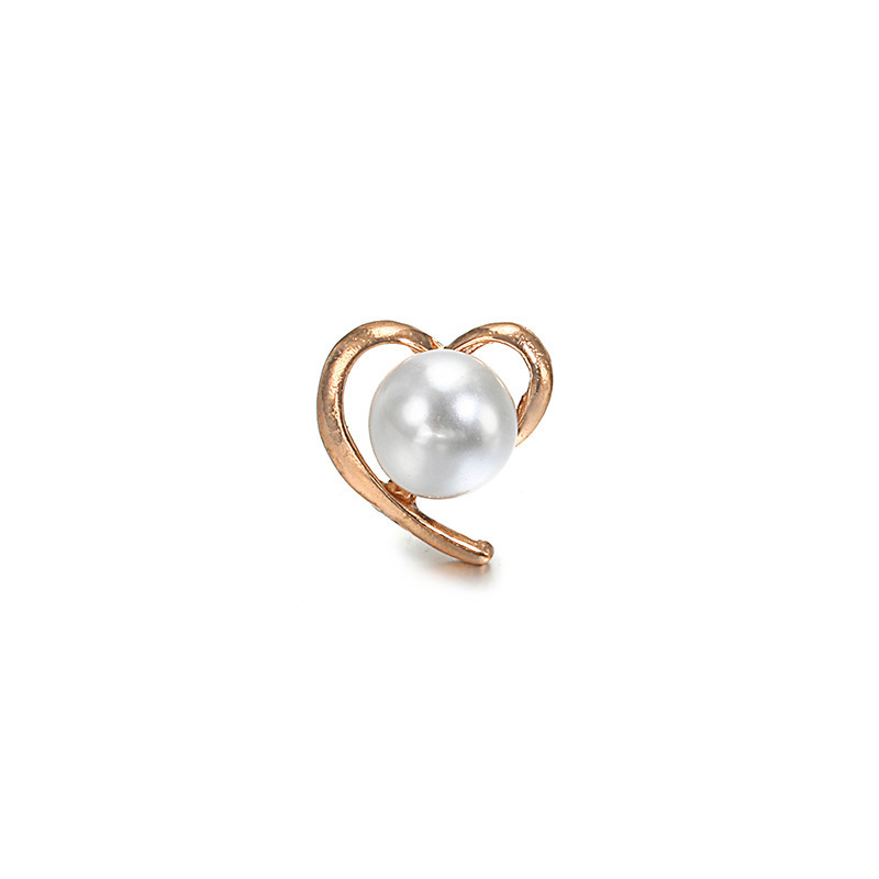 Oorbellen Brincos Fair Maiden Temperament Accessories Wholesale Pearl Earring Love Han Edition Earrings 2 Yuan Shop Selling