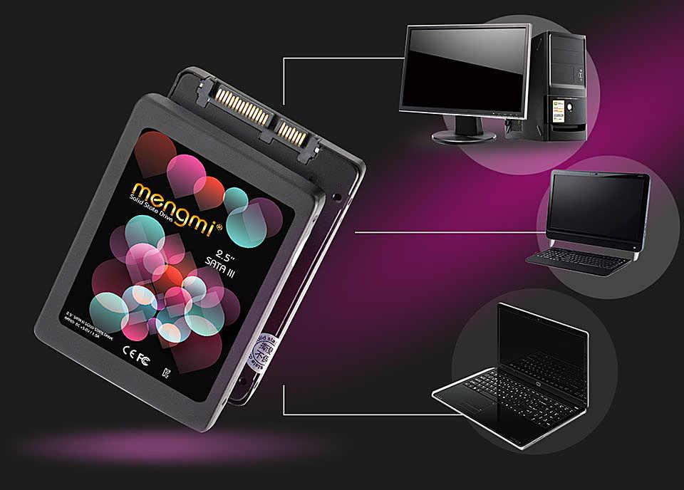 Mengmi wysokiej jakości dysk SSD 240 GB wewnętrzna szybkość ssd 120GB 480GB 960GB SATA3 HDD 2.5 calowy dysk twardy ssd do komputera