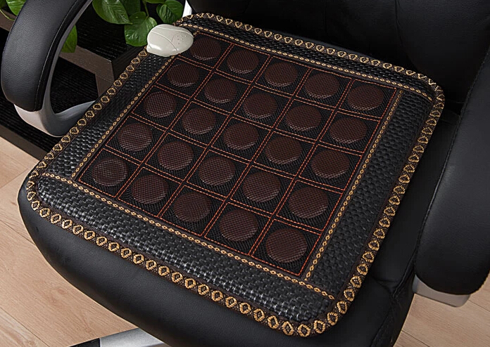 Free Shipping for Seat Jade Cushion Health Care Germanium Cushion Tourmaline Pad Cushion For Sale Free Shipping цены онлайн