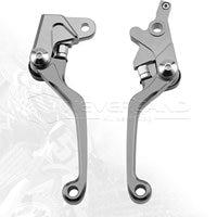 One Pair CNC Pivot Brake Clutch Levers For Honda XR250 MOTARD 95 07 XR400MOTARD 05 08