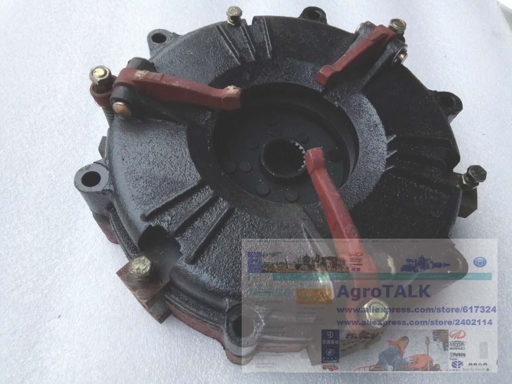 Fengshou MFS354 MFS404 tractor parts the dual stage clutch, part number: