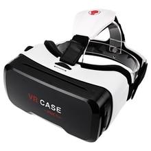ร้อนVRกรณีRK 6th 130ทูตสวรรค์กว้างองศา3D VRแว่นตาพิเศษที่ชัดเจนเคลือบLenจริงเสมือนVRกรณีสำหรับ4-6.5นิ้วมาร์ทโฟน