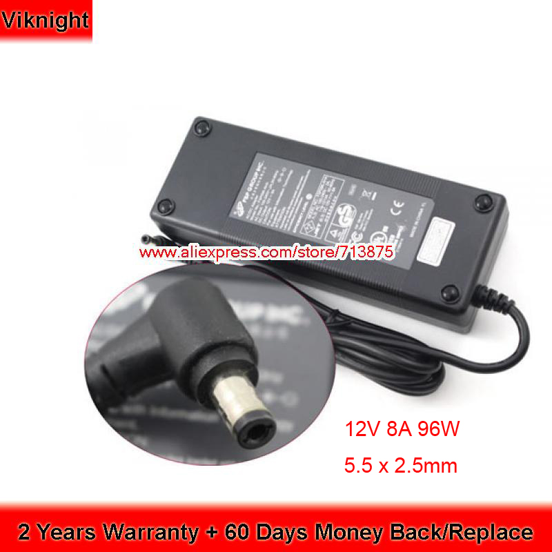 Fast Shipping Genuine FSP096 AHA 12V 8A Ac Power Supply for Qnap NAS TS 451 Adapter
