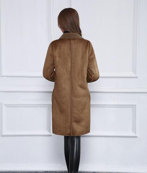 2017 Mode Dames As Haute Femmes Plus Manteau D'hiver Taille Épais Vêtements Mince Chaud La Qualité A989 De Veste Parkas Pic Avec Nouvelles Fourrure r1aqt1