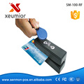 13.56 MHz RFID Card Reader & Writer and USB Magnetic Stripe Card 3 Tracks Reader SM100-RF,Freeship