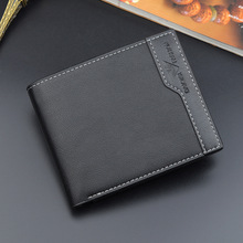 Мужской кошелек мода мужчины кошельки монет сумка кошелек небольшие деньги кошельки тонкий кошелек долларовый кошелек пряжки оптом 409