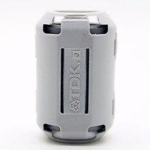 3 шт. TDK 13 мм кабельный зажим шумовые фильтры ферритовый сердечник чехол