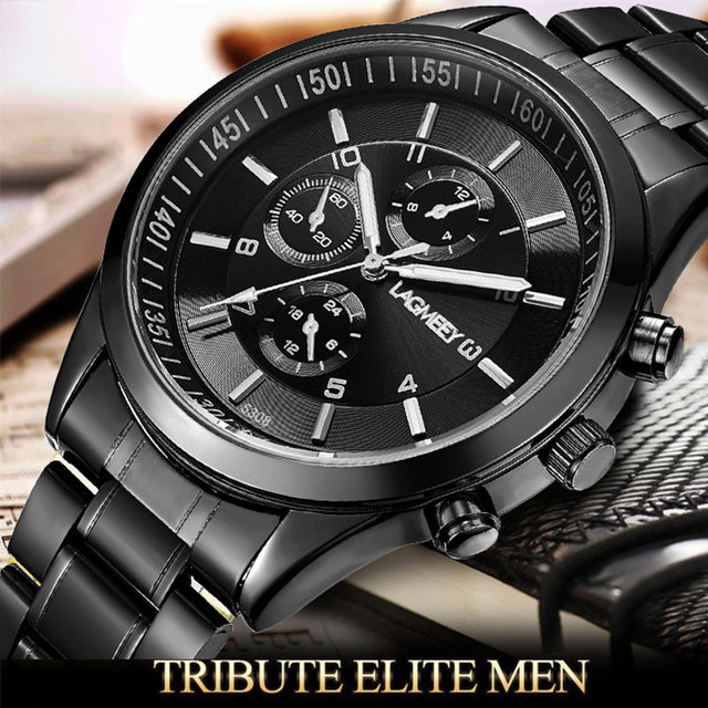 product luxury mechanical dress watches transparent automatic steel full wrist men black clock silver skeleton s relogio male masculino