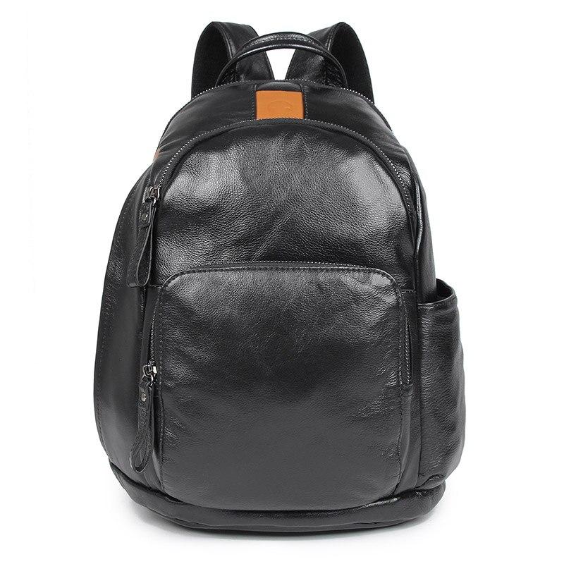 Men Women Travel Laptop School Backpack Bags 2019 Business Black Unisex Casual Brand Designer Vintage Book Anti Theft Backpacks