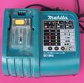 Used Original Makita DC18RA Rapid Battery Charger for Li-Ion or Ni-MH 7.2V-18V Batteries
