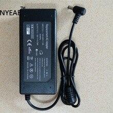 19 V 4.74A 90 Вт Универсальный адаптер переменного тока в постоянный ток адаптер Батарея Зарядное устройство для ASUS A52J K52J