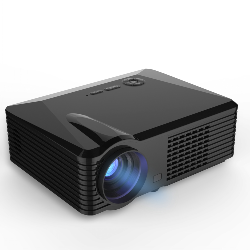 2016 NEW BEST HOME CINEMA 800*600 HD Home Projector 3D Projector LED AV SV VGA TV USB PYPBY HDMI Full Input Port Home Theatre