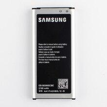 100% оригинальный сменный аккумулятор EB-BG800CBE для Samsung Galaxy S5 мини S5MINI SM-G800F G870a G870W Аутентичные батареи 2100 мАч
