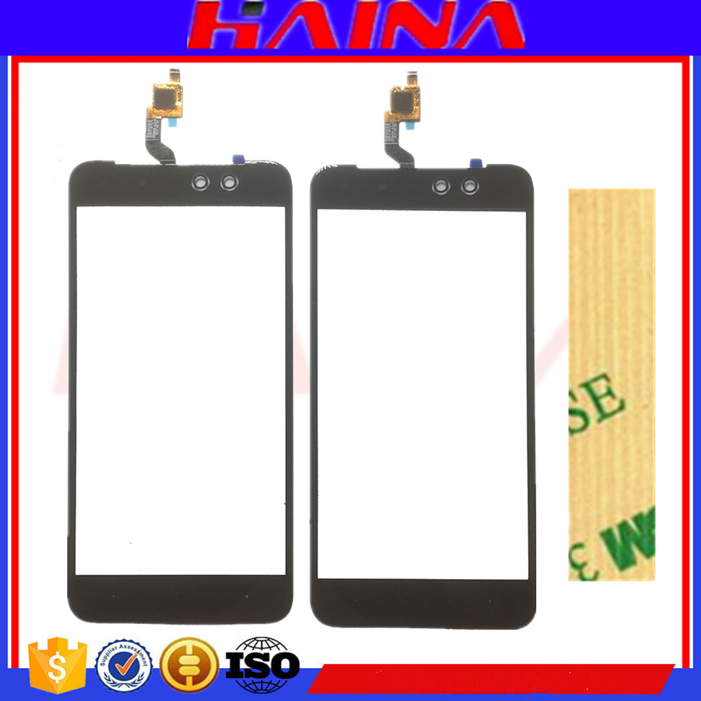 3M Tape Touchscreen For itel S32 Digitizer Touch Screen For itel S32 Touch Panel Sensor Front Glass