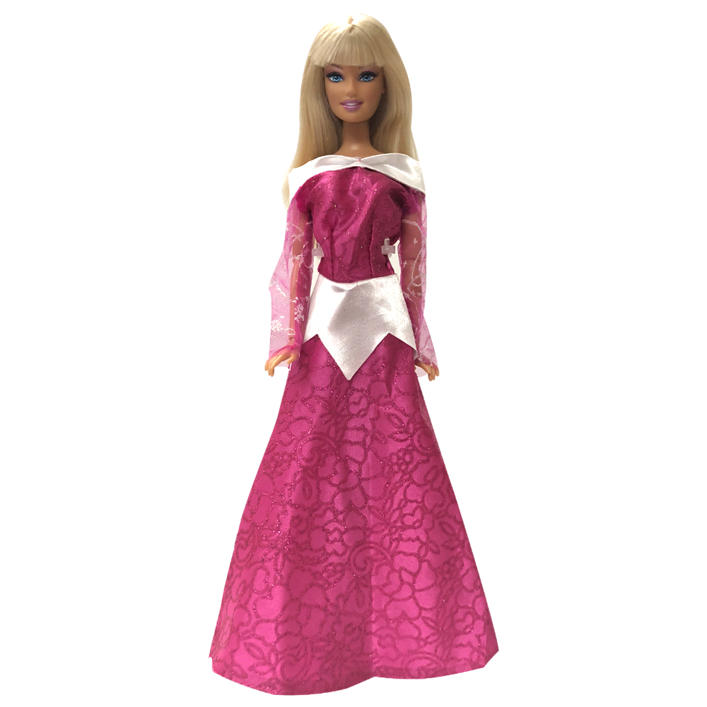 Detail Feedback Questions About Nk One Set Doll Dress Similar Fairy Tale Princess Aurora Wedding Gown Party Outfit For Barbie Best Girls' Gift: Princess Aurora Wedding Dresses At Reisefeber.org